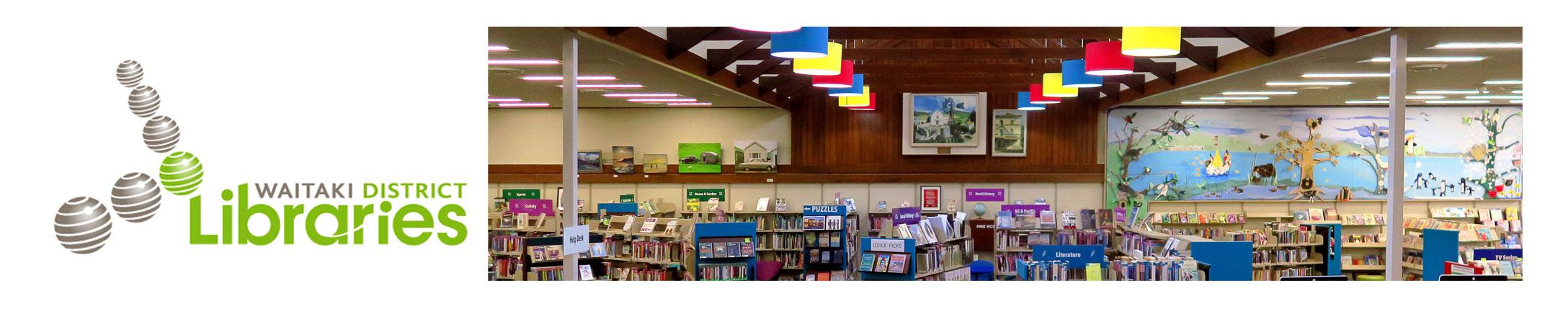 Waitaki District Libraries
