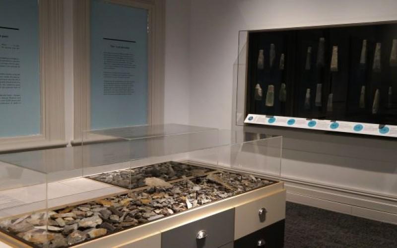 exhibition of the Waitaha Taoka | Stewart Willetts Family Collection