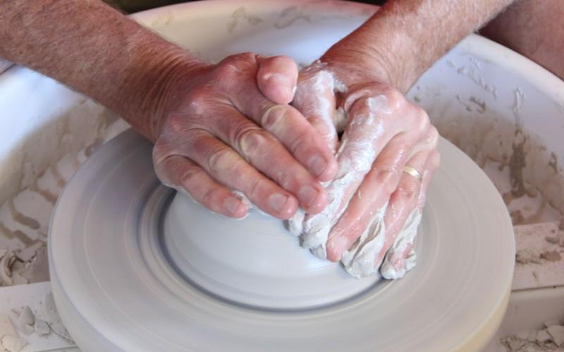 Image: Pottery on Tyne