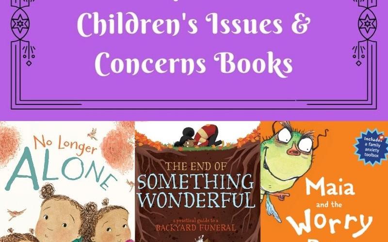 Top Ten: Children's Issues & Concerns Books