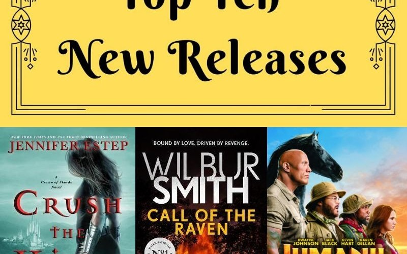 Top Ten: New Releases