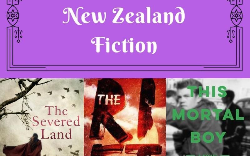 Top Ten: New Zealand Fiction