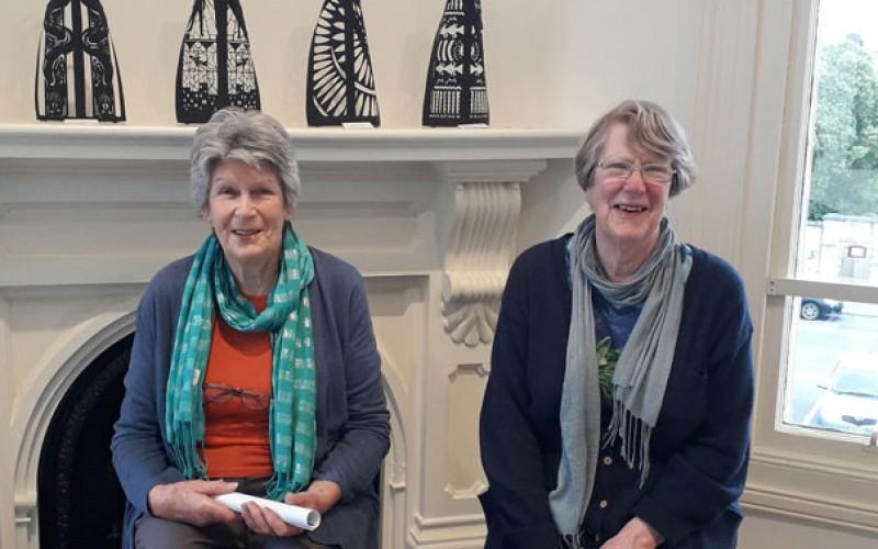 Louise Rayner and Jane Edwards