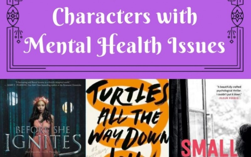 Characters With Mental Health Issues