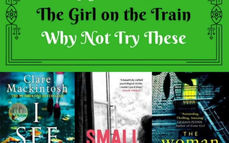 If You Like The Girl on the Train Why Not Try