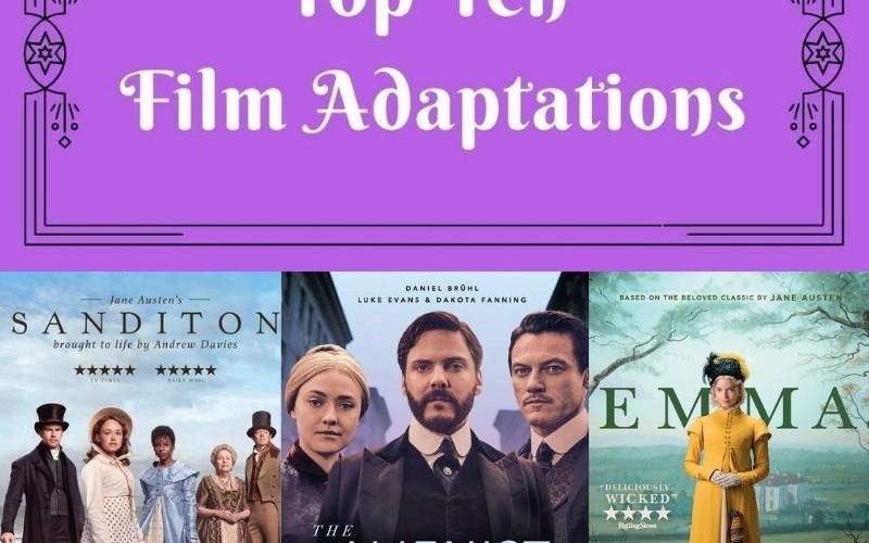 Top Ten: Film Adaptations