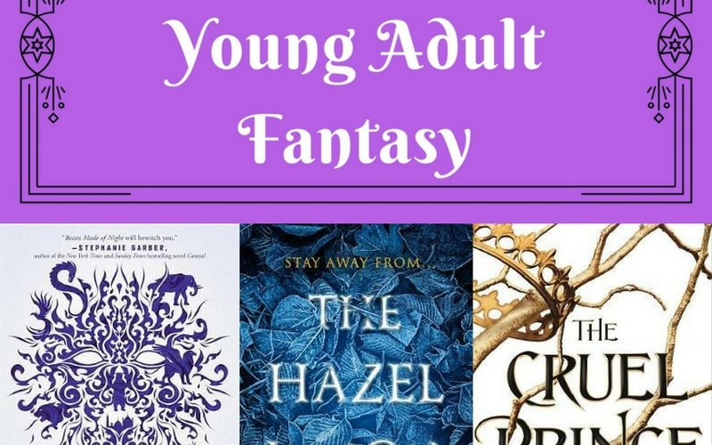 Top Ten: Young Adult Fantasy