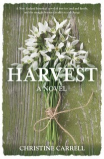 "Book Launch: Local author Christine Carrell's ""Harvest"""