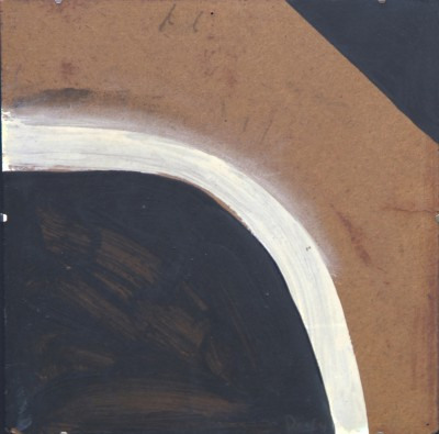 Waterfall, 1964, Image courtesy of theColin McCahon Research and Publication Trust.