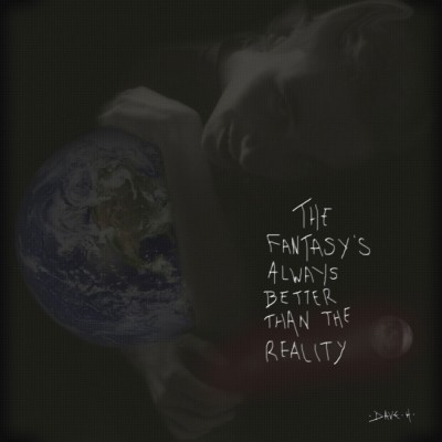 Image: Me and the World, Dave Hope