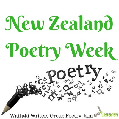 Waitaki Writers Group Poetry Jam