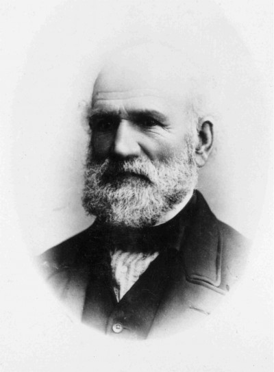 Captain William Sewell, Collection of Waitaki District Archive 3238