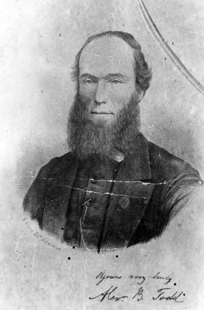 Rev Alexander Bruce Todd, Collection of Waitaki District Archive 4491