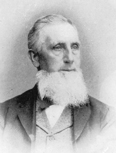John Johnson Spence, Collection of Waitaki District Archive 5356