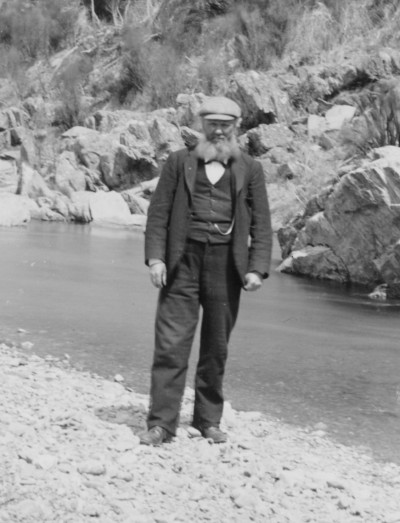 Robert Brown, Collection of Waitaki District Archive 5957