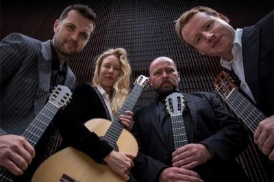 New Zealand Guitar Quartet