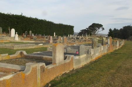 History of Hampden Cemetery