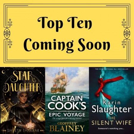 Top Ten Coming Soon