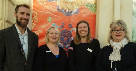 Culture Waitaki Education team