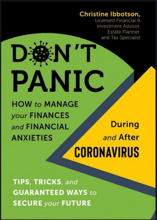 Don't Panic - book cover
