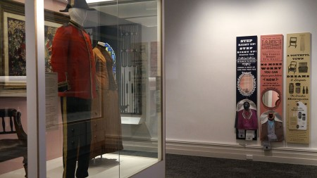 Image: European Settlement, 2020, Waitaki Museum
