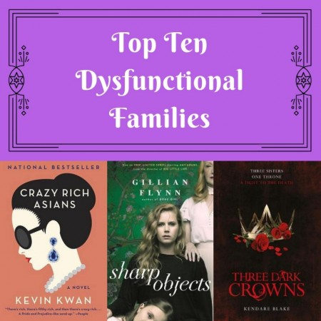 Top Ten: Dysfunctional Families
