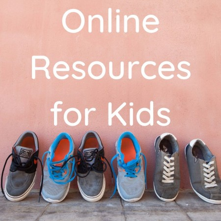 Online Resources for Kids
