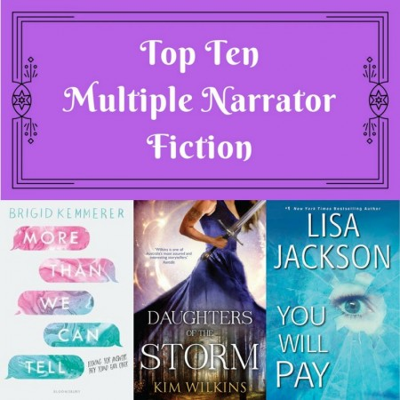 Top Ten: Multiple Narrator Fiction