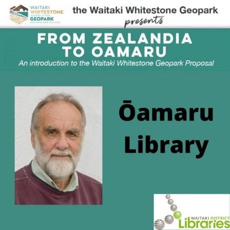 From Zealandia to Oamaru