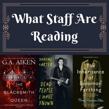 What Staff are Reading