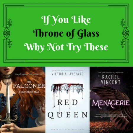 If You Like Throne of Glass Why Not Try These