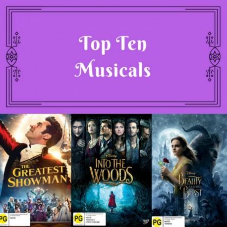 Top Ten: Musicals