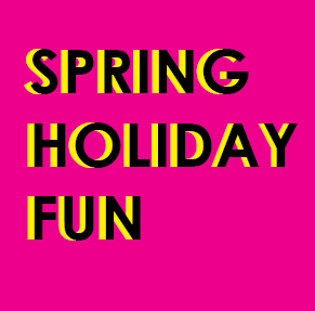 Spring Holiday Fun at the Forrester