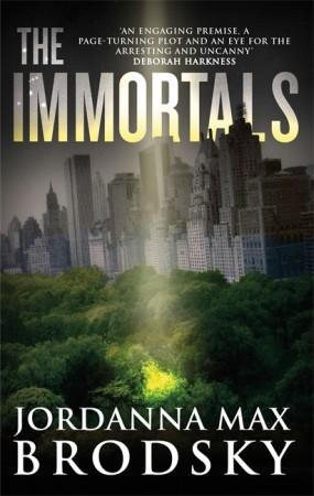 Riveting Read: The Immortals