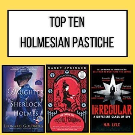 Top Ten Holmesian Pastiche