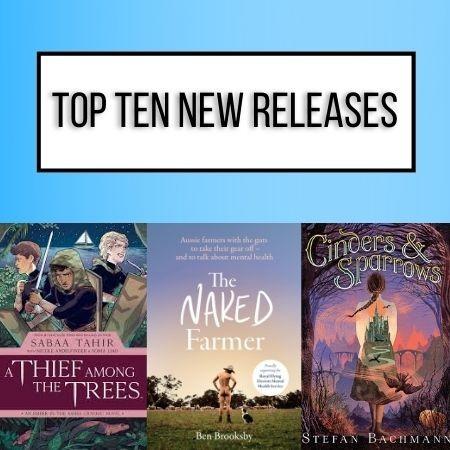 Top Ten New Releases