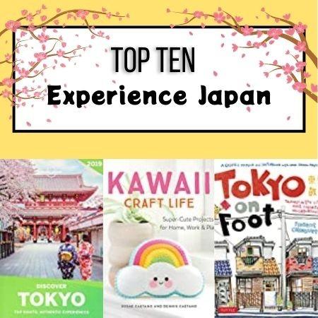 Top Ten Experience Japan
