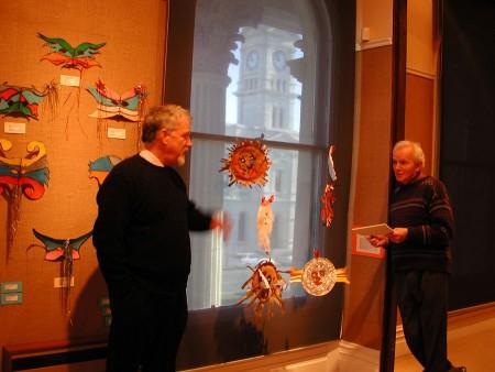 Warwick Smith and Rob Douglas 2006