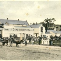 North Otago Dairy Company building Collection of Waitaki District Archive 2020-20-1