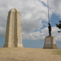 New Zealand Memorial at Chunuk Bair