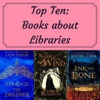 Top Ten: Books about Libraries