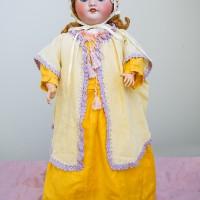 Société Française de Fabrication de Bébé & Jouets doll World War One