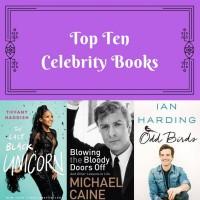 Top Ten: Celebrity Books