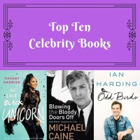 Top Ten: Celebrity Books