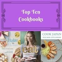 Top Ten: Cookbooks