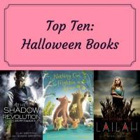 Top Ten: Halloween Books