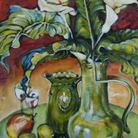 Jackie Margaret: paintings