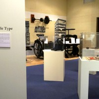 Movable Type Exhibition 2015