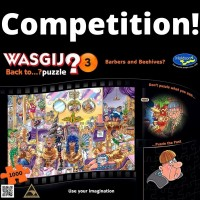 Wasgij Puzzle Competition