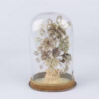 North Otago Museum 79/1663 floral hair decoration